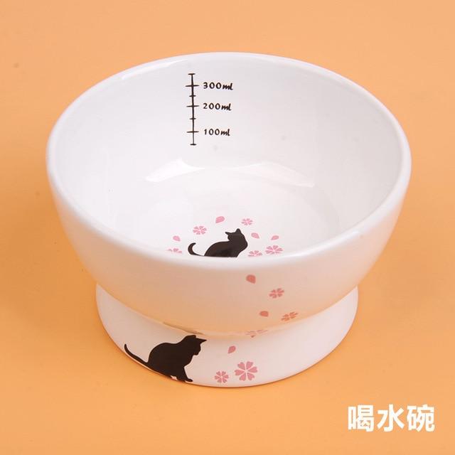 Ceramic High Base Bowl  3