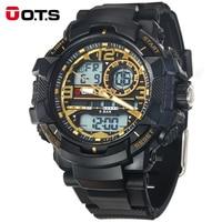 New Men's Brand Luxury T8073 G Style Shock Fun Swimming Sports Analog&Digital Black Fashion LED Reloj Hombre Montre Homme Watch