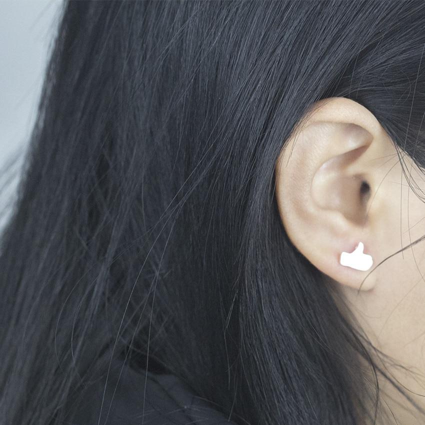 Élégant Femme étoile Lune Perle Strass Asymétrique chaîne Dangle Earrings Hot