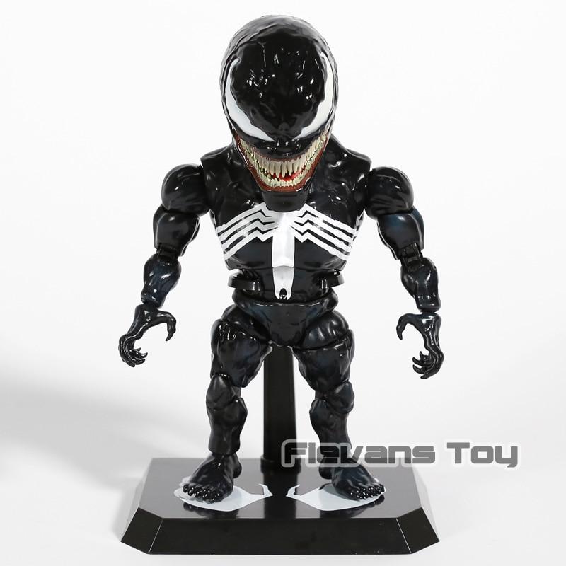 "Egg Attack Marvel Venom Edward Eddie Brock 7"" PVC Action Figure Collectible Model ToyAction & Toy Figures   -"