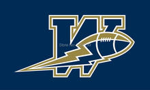 Winnipeg Blue Bombers Flag 3x5FT CFL banner 100D 150X90CM Polyester brass grommets custom66,free shipping