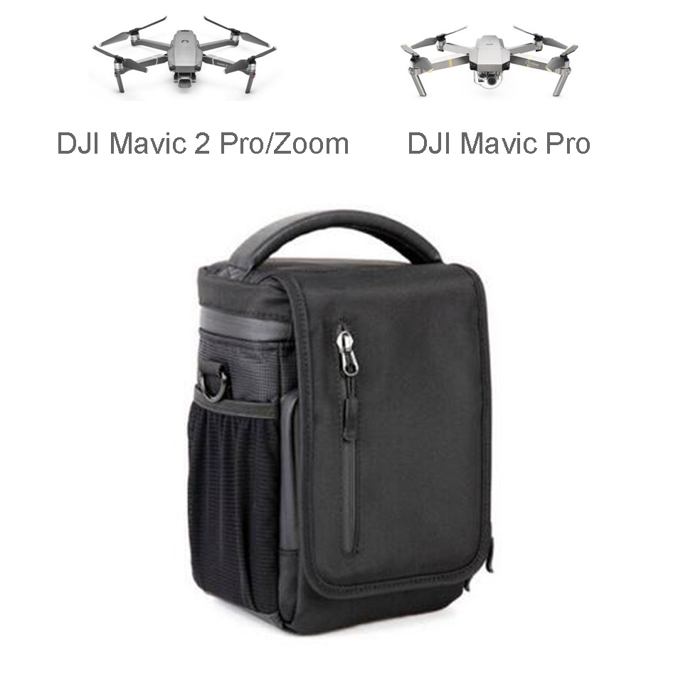 Mavic 2 Pro Drone Shoulder Bag Carrying Case Storage Bag for DJI Mavic Pro/Mavic2 Pro/Zoom for dji mavic 2 bag accessories water resistant portable mavic2 pro zoom case drone box bag protector shoulder strap handle bags