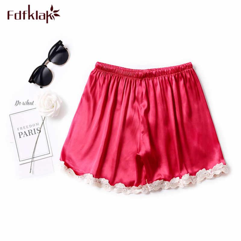1df0af0f0e Detail Feedback Questions about Fdfklak Women s pajamas pant shorts ...