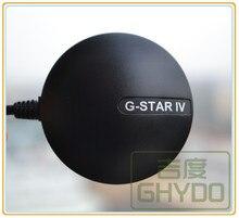 Водонепроницаемый Новый GlobalSat BU353S4 gps BU-353S4 USB GPS Приемник Ноутбуков PC Портативный G-mouse протокол NMEA SIRF Star IV