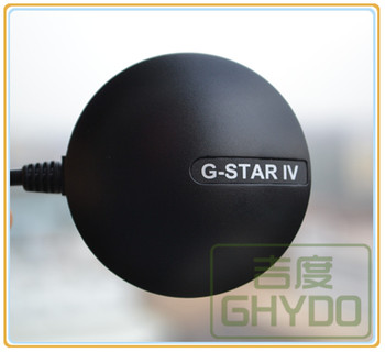 waterproof BrandNew GlobalSat BU353S4 gps BU-353S4 USB GPS Receiver Laptops PC Portable G-mouse SIRF Star IV NMEA protocol image
