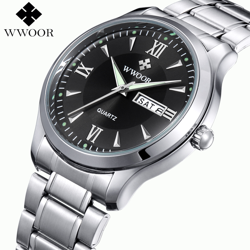 2018 New Fashion quartz full Stainless steel Vogue Mens Casual watch Men Business Male Relojes hombre Simple Wristwatches gifts2018 New Fashion quartz full Stainless steel Vogue Mens Casual watch Men Business Male Relojes hombre Simple Wristwatches gifts