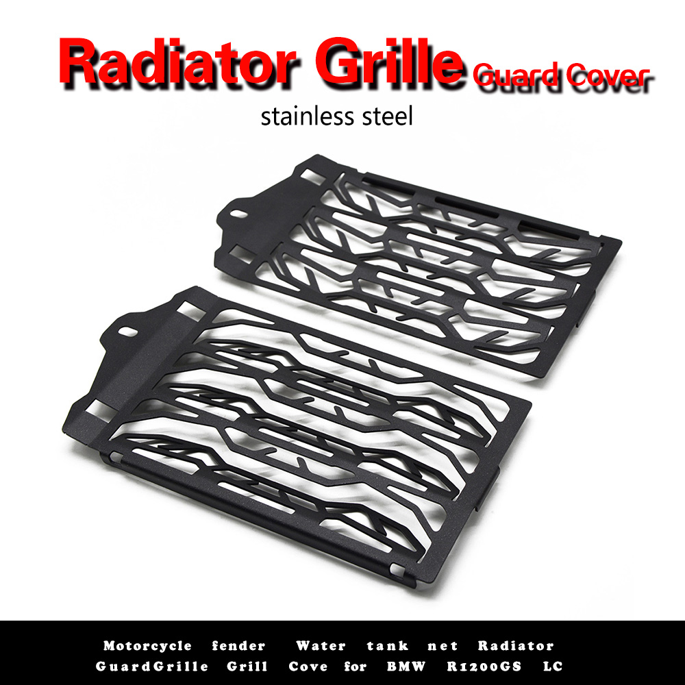 CNC For BMW R1200GS Motorcycles Grille Guard Cooler Cover for BMW R1200 GS LC 2013 2014 2015 2016 R1200GS ADV 2014 2015 2016