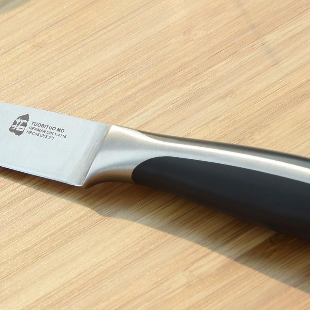 aliexpress com buy discount paring fruit knife german steel din aliexpress com buy discount paring fruit knife german steel din 1 4116 3 5 inch high carbon kitchen edge blade mincing peeling slicing peeler from