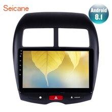Seicane 10,1 «Android 8,1 для CITROEN C4 2010-2014 2015 Mitsubishi ASX gps 2 Дин радио аудиоплеер Поддержка DVR TPMS DAB +