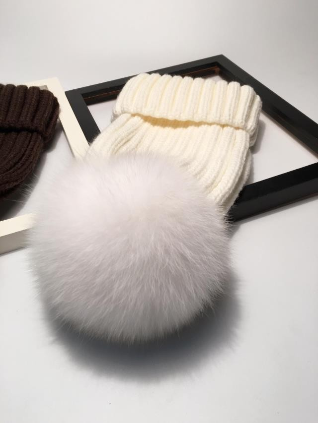 pompom hat fur hat winter hats for women knitted hat winter beanie hat women hat (17)