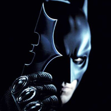 Metal Batarang
