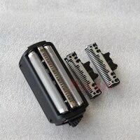 סכיני גילוח & רדיד מסך רדיד מסך עבור Panasonic מכונת גילוח ראש חותך ES9072 ES9077 ES7020 ES7017 ES7016 ES7015 ES8027 ES7008