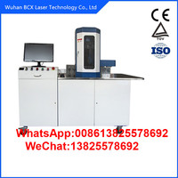 bcxlaser automatic Refrigeration copper coiled 3D tube bending machine