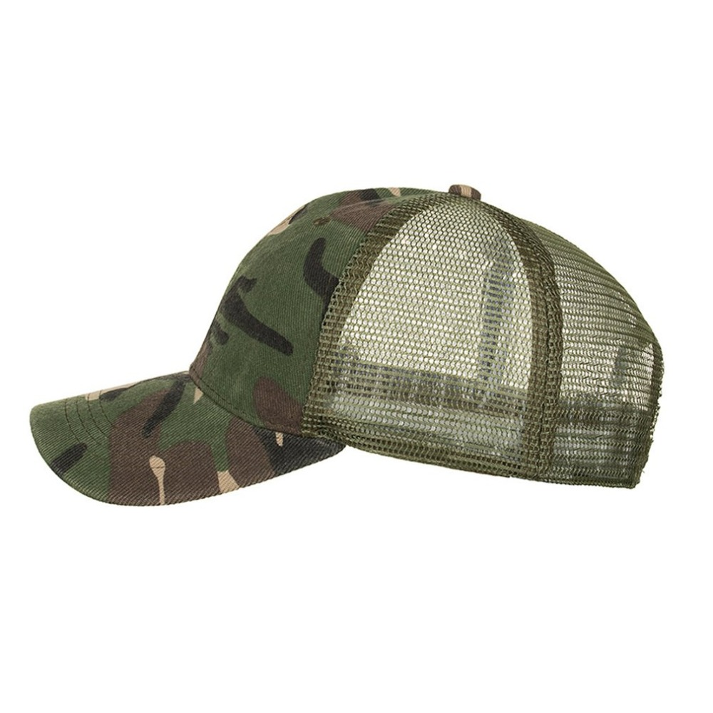 Fashion Snow Camo Baseball Cap Men Tactical Cap Camouflage Snapback Hat caps  for men Mesh Cap Women Summer Dad Hat Casquette  2-in Baseball Caps from ... 3cfd19ebd4ae