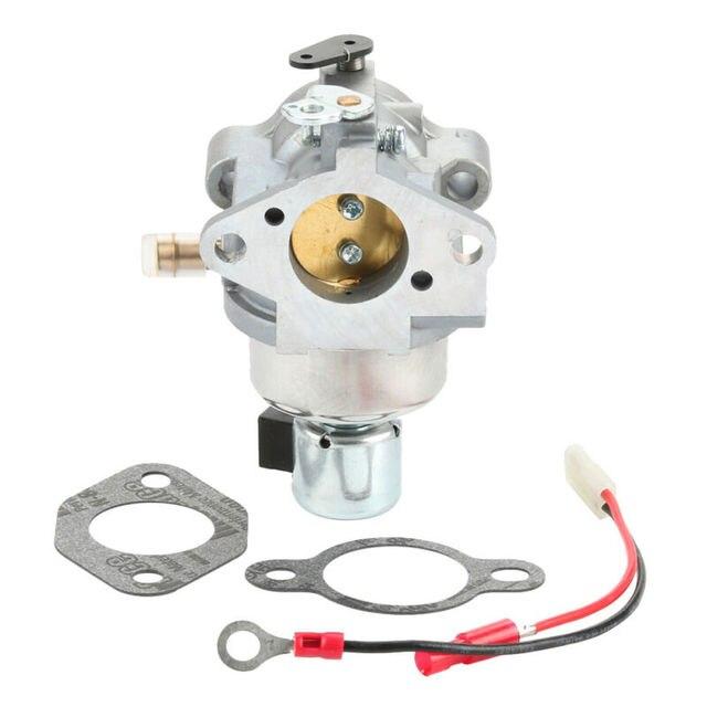 Carburetor Kit for Cub Cadet LT1042 2005 LTX Kohler Courage 19 Engine  Lawnmower