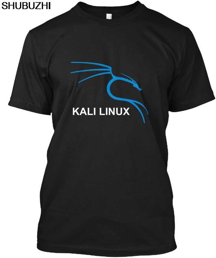 T-shirts Kali Linux-T-Shirt sans étiquette populaire sbz3231