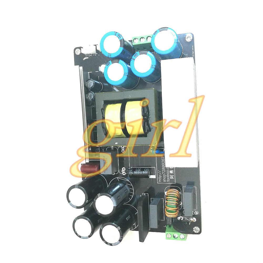 ООО мягкий импульсный источник питания HIFI усилитель выделенный 1000 Вт мощность. Положительный и отрицательный 60 V выполнены по индивидуальному заказу.