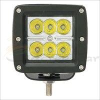3 Inch 12V 24V 18W LED Work Light Lamp Waterproof 6000K Off Road LED Worklight For