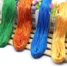 DIY Knitting  Craft  Yarn  Upgraded Hollow Yarn Use for Children's Hook Shoes Yarn for Bag Knitting or Mat Yarn