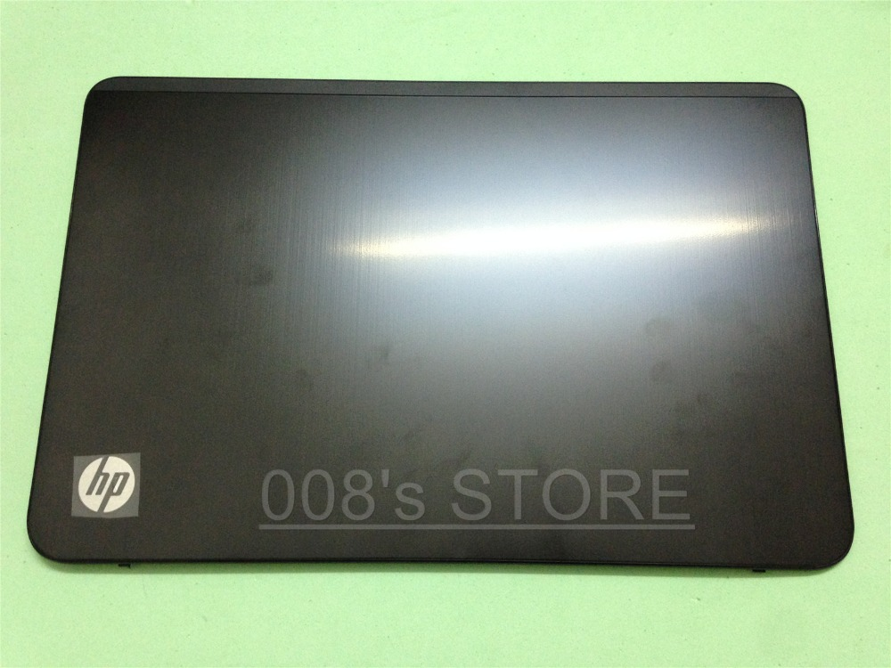 100% New Original Laptop LCD Back Cover For HP Pavilion Envy6 Envy6-1000 Envy 6-1000 692382-001  цены онлайн