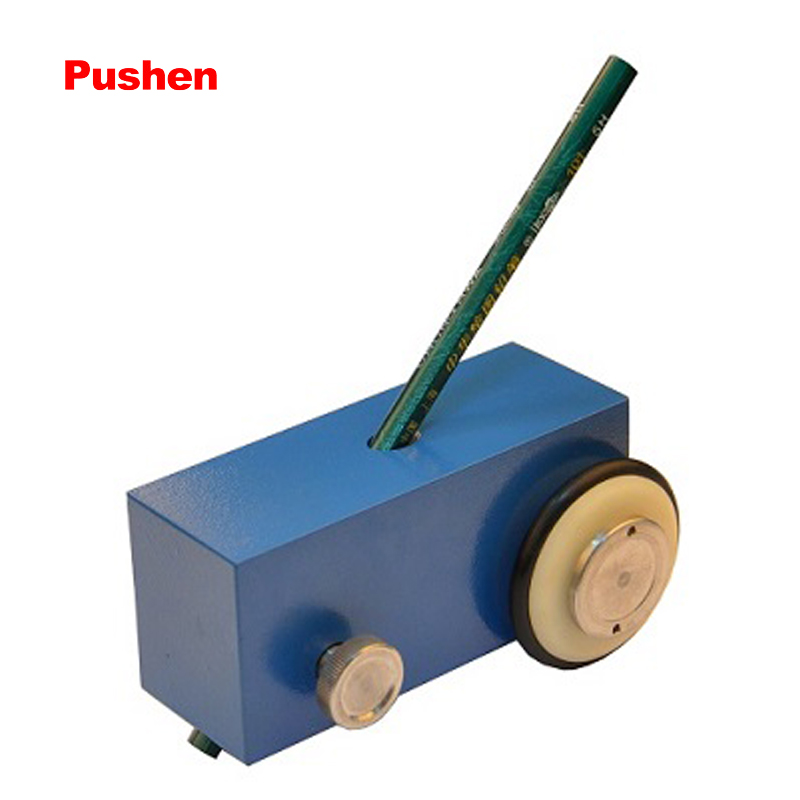 BRAND PUSHEN Paint Coating Pencil Hardness Tester Meter 750g 1pc pencil hardness tester qhq a small film coating hardness detection instrument paint hardness tester