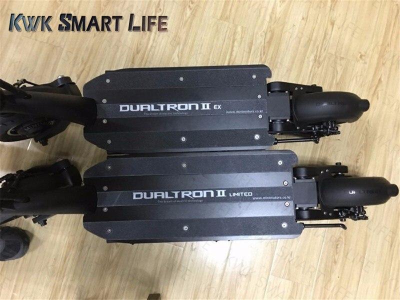 Niedrigerer Preis Mit 2017 Korea Design Mächtigsten Dualtron Ii Begrenzte Elektrische Roller 60v28ah 1600 W Uns Lager Ausgereifte Technologien Sport & Unterhaltung Elektro-scooter
