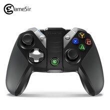 GameSir коврик G4s Bluetooth геймпад для Android ТВ BOX смартфонов Tablet 2,4 ГГц Беспроводной контроллер для ПК VR игры