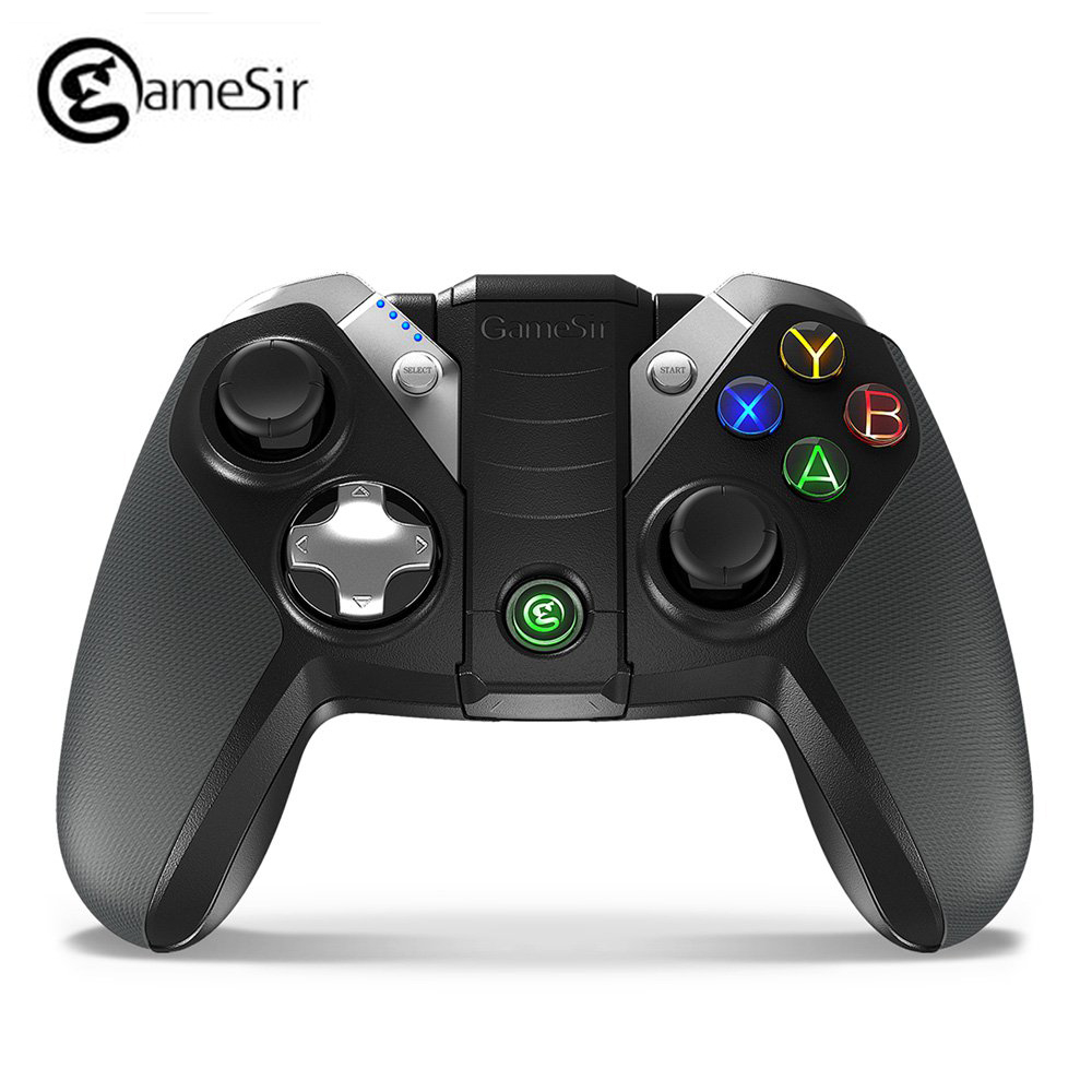 GameSir G4s Bluetooth Gamepad per Android TV BOX Tablet Smartphone 2.4 ghz Wireless Controller per PC VR Giochi