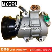Air Conditioning compressor Pump For Kia Carens 2.0 disel AC compressor 2006 2013 11270 29300 1127029300