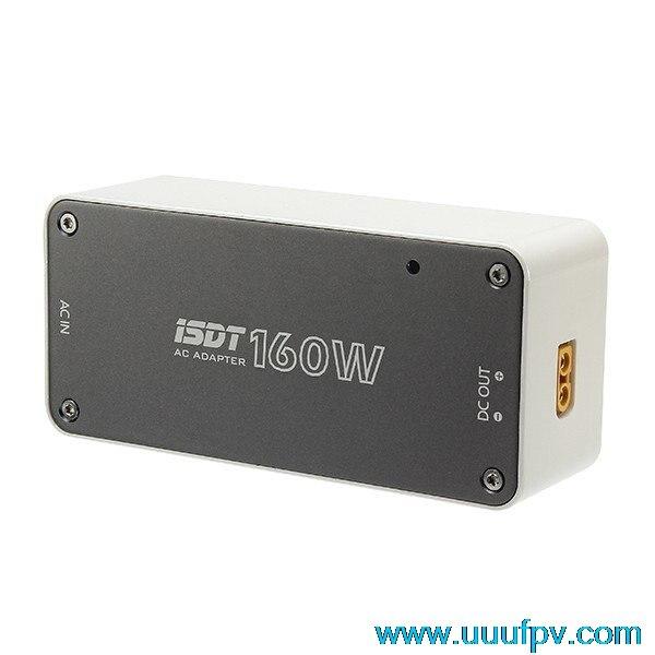 1 шт. 100% оригинал isdt cp-16027 160 Вт 27 В XT60 Выход Active PFC Питание адаптер для isdt sc-608 620