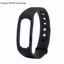 For ID107 bracelet Replacement wrist Strap wristband Wristwatch original smart band Silicone Strap Wrist Belt