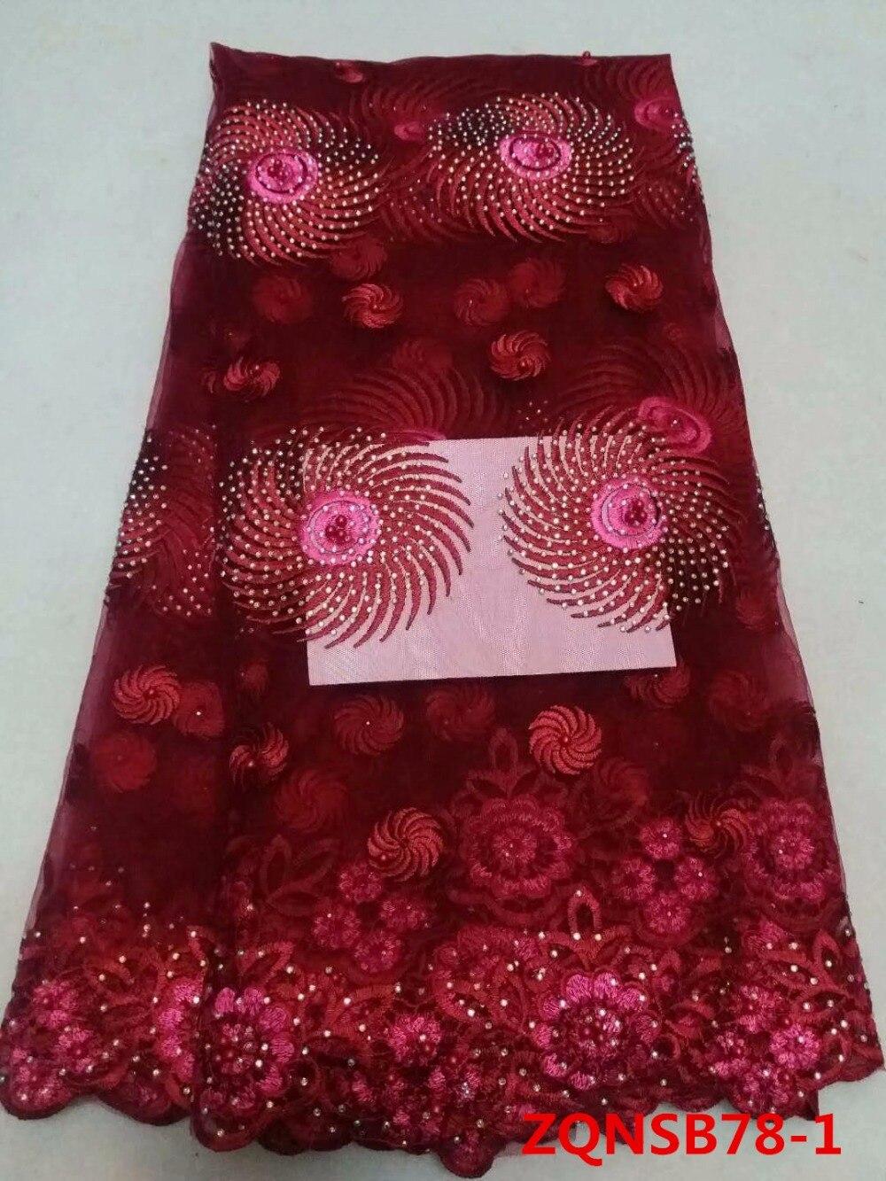 Chine fournisseur Rachel africain dentelle tissu fantaisie coton Nylon dentelle pour dame vêtements