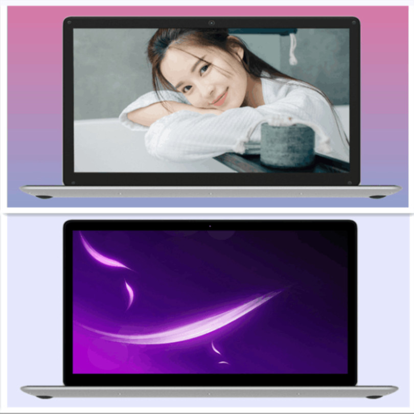 2019 New 8G RAM 60G M.2 SSD 1000G HDD Intel Pentium N3520 Cpu Laptop 15.6inch FHD Windows 7 Notebook PC Computer 4000mAh Battery
