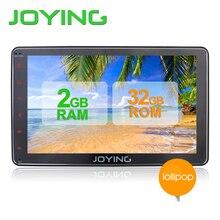 Радуясь 2 ГБ + 32 ГБ Стерео GPS Navagation Для Универсального 8 «одноместный 1 Дин Новый Android 5.1 Quad Core 1024*600 Автомагнитол Авторадио