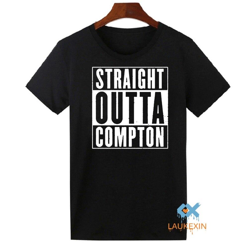 LAUKEXIN hip hop T-Shirts Mens Cotton Summer Tee Shirt