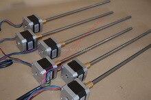 T 42 stepper motor screw screw RepRap 3D printer