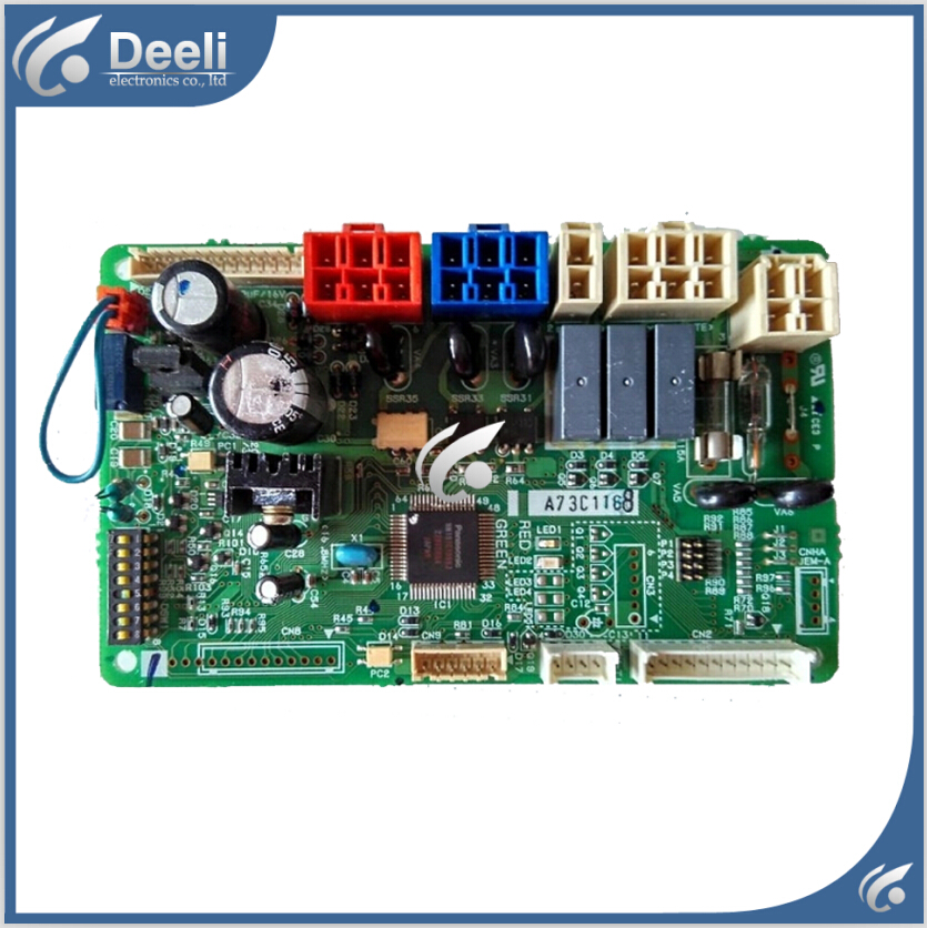 Подробнее о 95% new Original for Panasonic air conditioning Computer board A73C1168 circuit board on sale 95% new original for panasonic air conditioning computer board a741331 a741494 a741495 a741358 circuit board