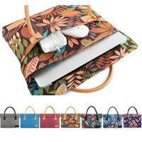 2017 New Felt Laptop Bag Notebook Case Briefcase Handlebag Pouch For Macbook Air Pro Retina 13' 14' 15' Men Women Handbag Cover
