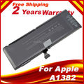 """For apple for MacBook Pro 15"""" A1286 MC721 MC723 MC847 MD318 MD322 MD103 MD104 (2010-2012 Version) Replace: A1382 Laptop battery"""