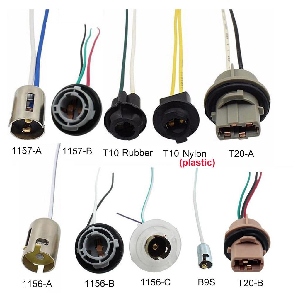 1 pc led t10 t20 1156 1157 b9s  [ 1000 x 1000 Pixel ]