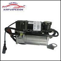For Audi A8 Air Suspension Compressor Pump Patrol Engine 6 8 Cylinder 4E0616007 2002 2011