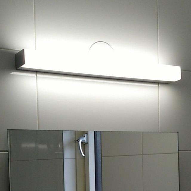 8 W 12 W Waterdichte LED Badkamer Spiegel AC220V 40 CM 50 CM Moderne ...