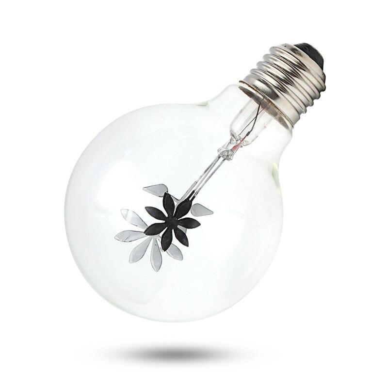 3W Vintage Light Bulb Edison Bulb E27 Industrial Filament Floral Iris Night  Light Bulbs Screw Cap Lamp Lighting Warm Light 240V In LED Bulbs U0026 Tubes  From ...