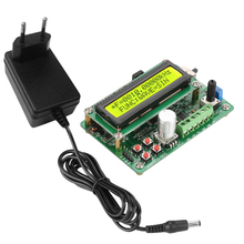Udb1005S 5Mhz Dds función generador de señal, contador de frecuencia de fuente Dds Módulo de onda, Rev3.0 Pc puertos seriales (enchufe de la UE)