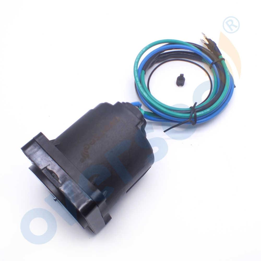 small resolution of  68v 43880 00 new tilt trim motor for yamaha outboard motor 150 220