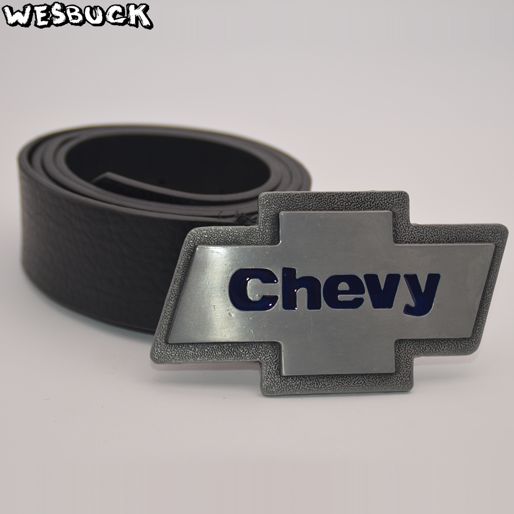 Wesbuck Brand Buckle Chevy Belt With Pu Holiday Gifts In Buckles Hooks From Home Garden On Aliexpress Alibaba Group