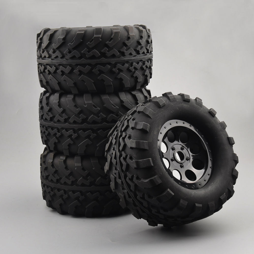 1:8 스케일 빅풋 몬스터 트럭 정상 회담 e revo 자동차 모델 타이어 림 17mm 16 진수 적합 hpi rc 자동차 모델 액세서리-에서다이캐스트 & 장난감 차부터 완구 & 취미 의  그룹 2