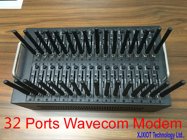 2016 Самый Дешевый 32 порт модемный пул Q24PLUS для Wavecom gsm модем с интерфейсом USB