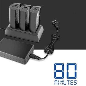 Image 3 - Зарядное устройство для дрона 3 в 1 Parrot Bebop 2, портативное зарядное устройство с аккумулятором 12,6 В 2 А
