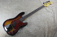 2018 New Factory Sale High Quality sunburst FD Precision 4 string Bass Electric guitar 14 5 1